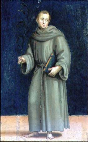 St. Anthony of Padua from the Colonna Altarpiece