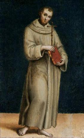 St. Francis of Assisi from the Colonna Altarpiece