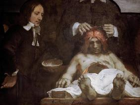 The Anatomy Lesson of Dr. Deyman 1656