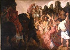 The Stoning of St. Stephen 1625