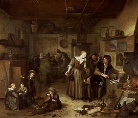 Kunstdruck von Barock