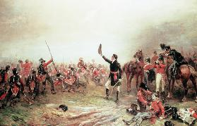 The Battle of Waterloo 18th June