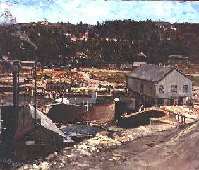The New Gogh Gold Mine 1917
