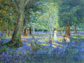 Bluebell Wood, 1908