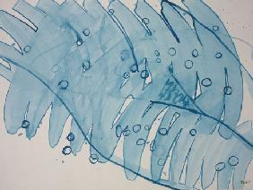 Kunstdruck von Romed Unsinn - Becken