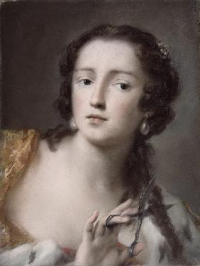 Caterina Sagredo Barbarigo as 'Bernice' 1741