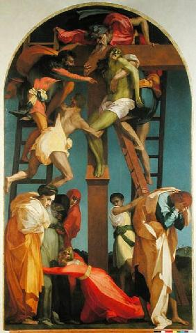 The Descent from the Cross 1521