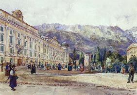 Burg, Innsbruck 1892  on