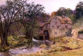 The Never Failing Brook, The Busy Stream 1898  on
