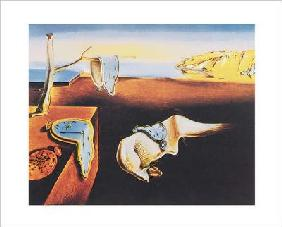 Dali, Salvador : The Persistance of Memory ...