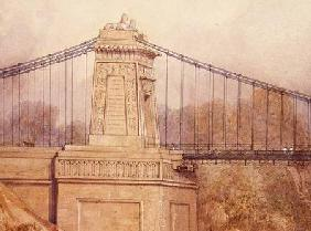Detail of the Approved Design for the Clifton Suspension Bridge 1831