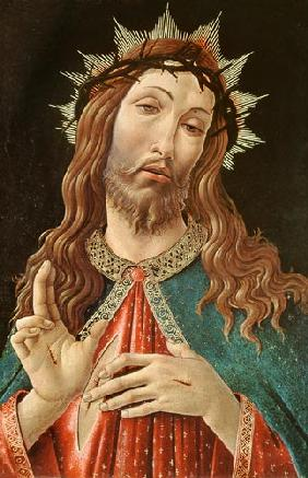 Ecce Homo, or The Redeemer c.1474