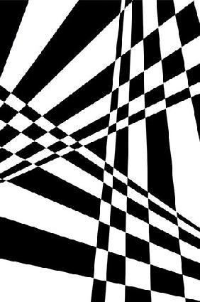 Kunstdruck von Heike Schenk Arena - Strassen 3D 2
