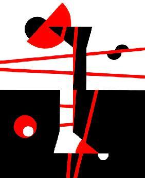 Kunstdruck von Heike Schenk Arena - Ein plötzliches Licht