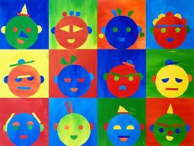Kunstdruck von Heike Schenk Arena - Für Kinder 2