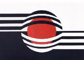 Kunstdruck von Heike Schenk Arena - Der Halt