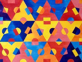 Kunstdruck von Heike Schenk Arena - Für Kinder 1