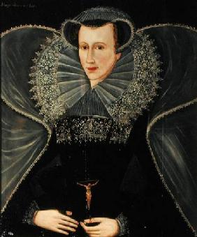 Portrait of Mary Queen of Scots (1542-87)