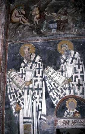 Fathers of the Church late 13th