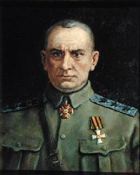 Supreme Ruler and Russian Admiral A. Kolchak (1874-1920)