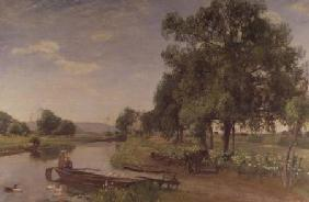 River and Rail 1896