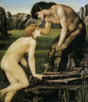 Pan and Psyche 1870s
