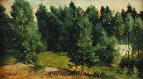 A Wooded Landscape 1873