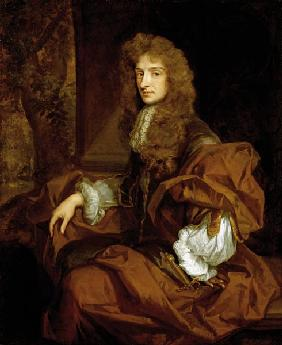 Portrait of Sir Charles Sedley (1639-1701)