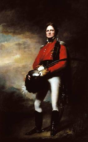 Major James Lee Harvey (c.1780-1848)