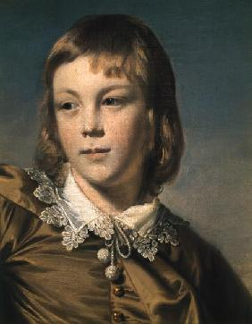 Master Thomas Lister (The Brown Boy) 1764