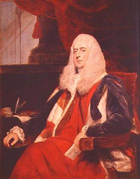 Alexander Loughborough, Earl Rosslyn and Lord Chancellor 1785