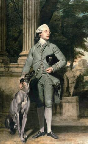 Sir Richard Symons 1768-70