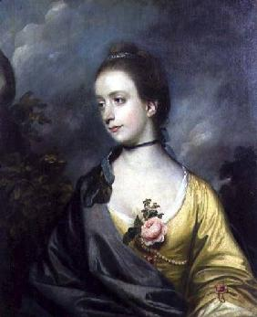 Miss Isabella Thorold 1759