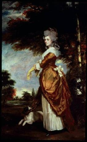 Mary Amelia, 1st Marchioness of Salisbury (1750-1835) 1780-1