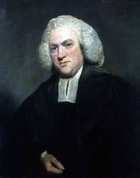 Portrait of Dr Joseph Warton (1722-1800) Critic 1777