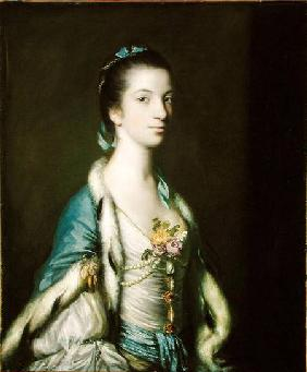 Portrait of a Lady 1758