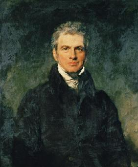 Portrait of Sir Harford Jones Brydges