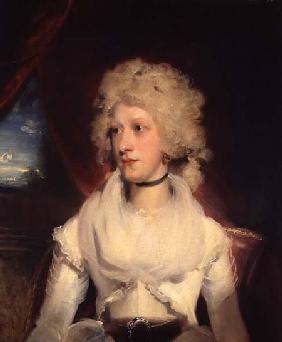 Portrait of Miss Martha Carr