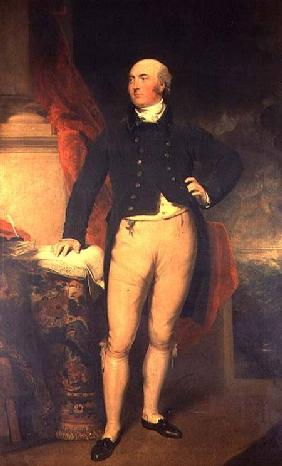 Portrait of Thomas William Coke (1752-1842)