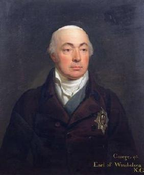 The Earl of Winchilsea (1752-1826) (oil on canvas) 1895