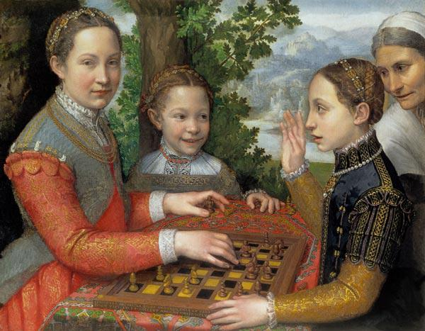 Game of Chess 1555