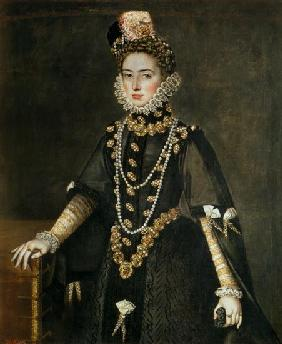 Infanta Catalina Micaela, Duchess of Savoy (1567-97), daughter of Philip II of Spain (1556-98) and I 1585