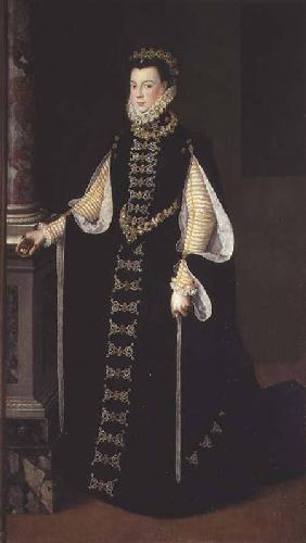 Isabella of Valois, Queen of Spain (1545-68), wife of King Philip II of Spain (1556-98) 1565