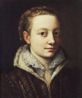 Self portrait 1559-61