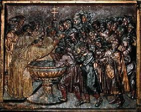 Baptism of the Moors
