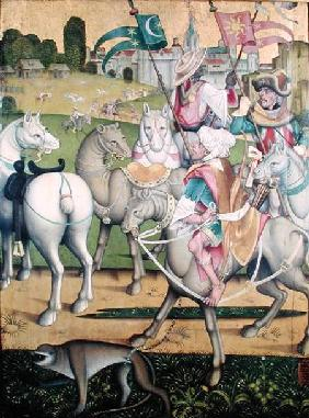 The Cavalcade of the Magi c.1460
