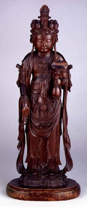 Eleven-Headed Kannon