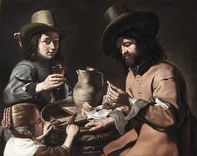 A Peasant Family 1650