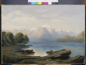 Am Genfer See 1862