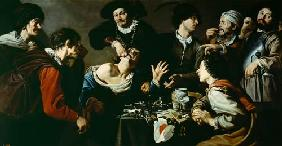 The Tooth Extractor 1635